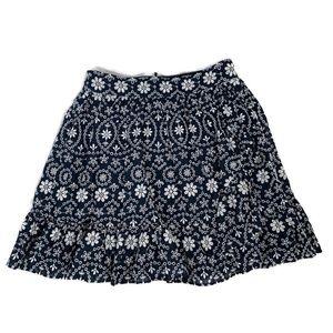 Kate Spade women's skirt size 4 eyelet wrap skirt